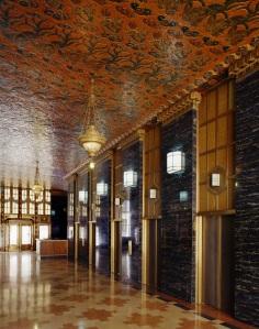 Telephone Building Lobby, (c) Tom Paiva Photography