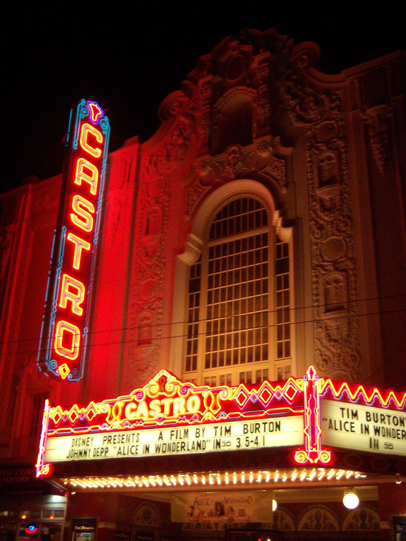 Castro Theatre gets a ...