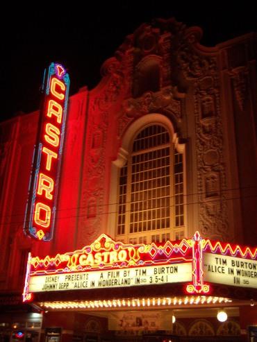 The Castro Theatre, San Francisco