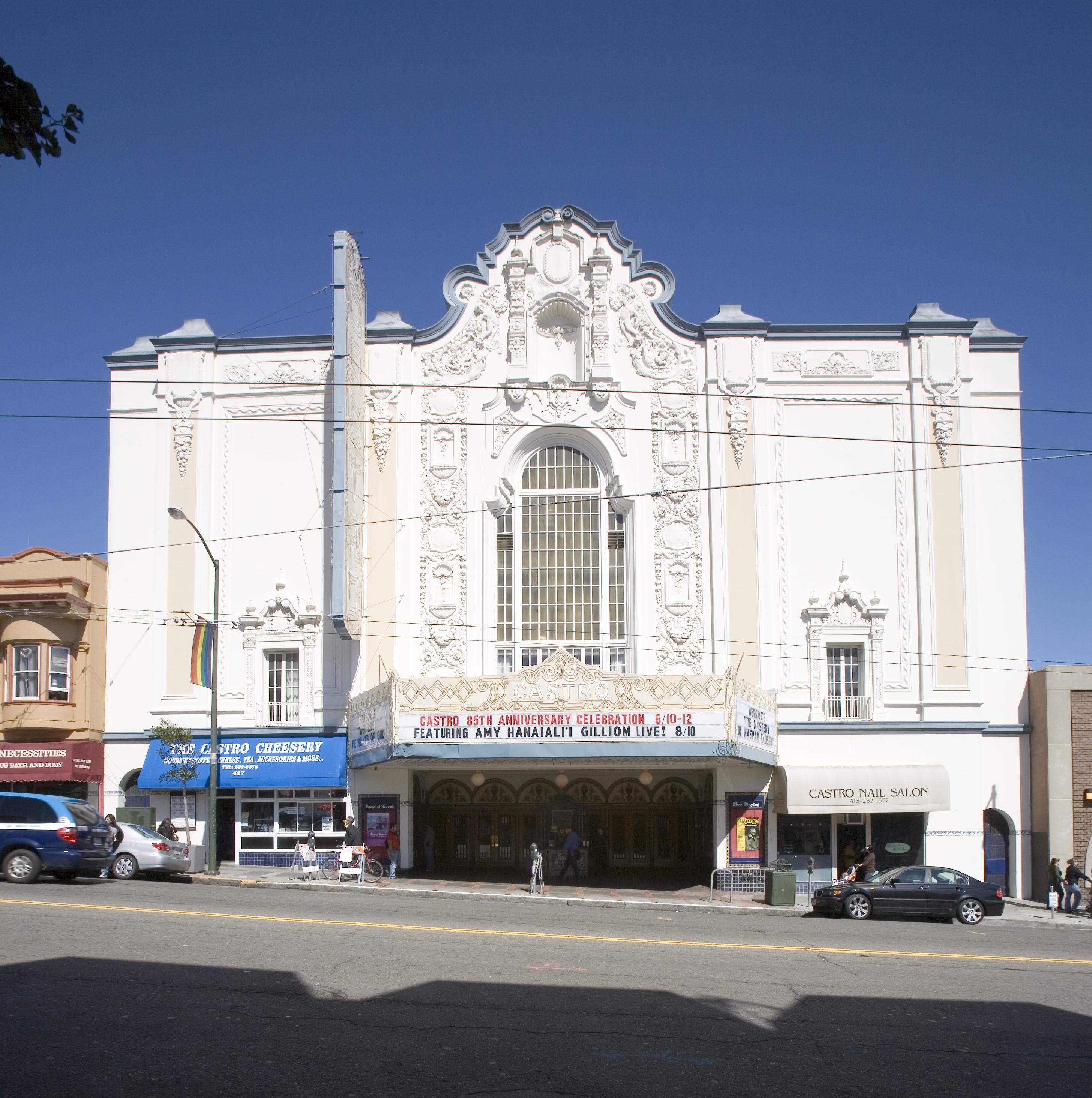 Castro Theatre, 2007, ...