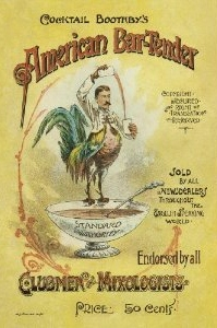 Boothby's American Bartender, published in 2009 by Anchor Distilling