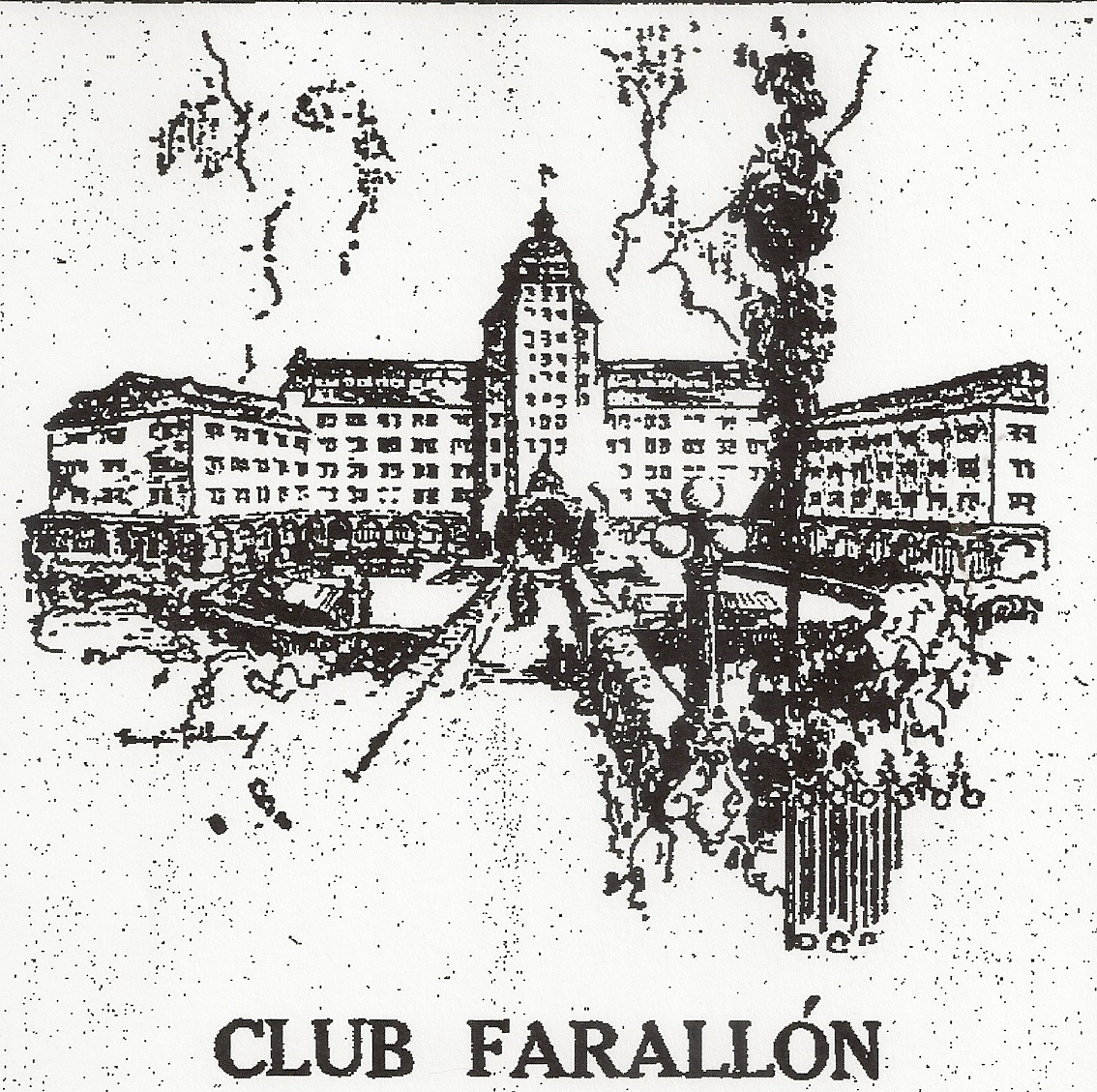Pacific Edgewater Club Farallon first rendering in the SFChron July 15 1926